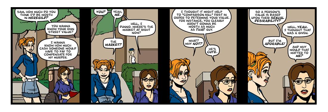 Beowulf (1 of 6)  Comic Strip