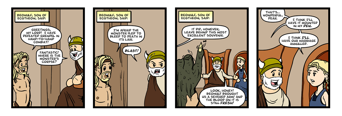 Beowulf (3 of 6)
