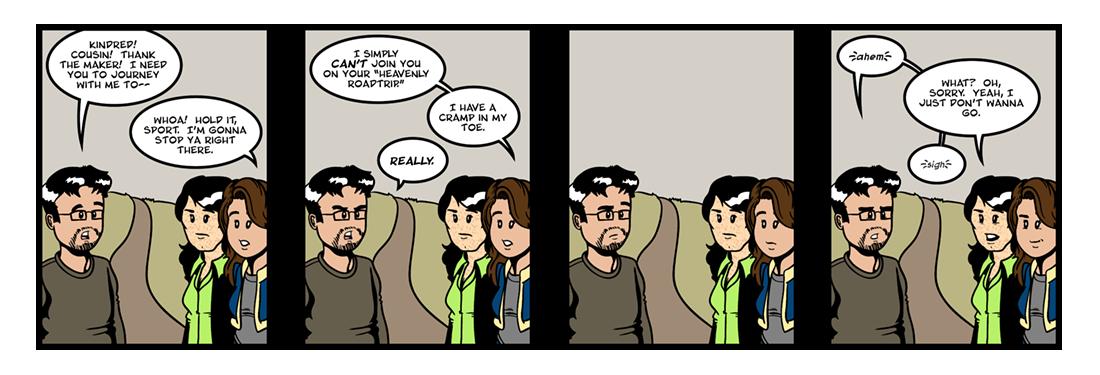 Everyman (4 of 5)  Comic Strip