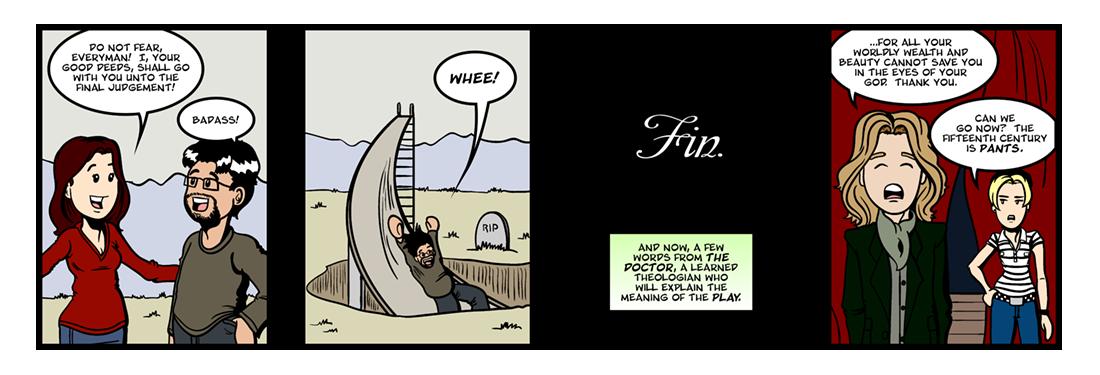 Everyman (5 of 5)  Comic Strip