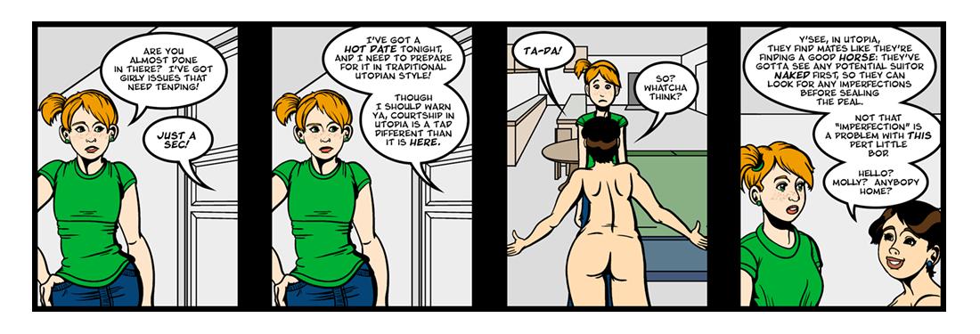 Utopia (4 of 6)  Comic Strip