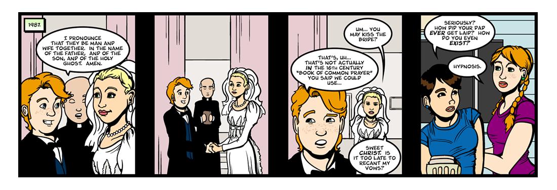 Book of Common Prayer  Comic Strip