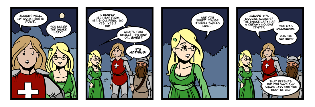 The Faerie Queene (6 of 14)