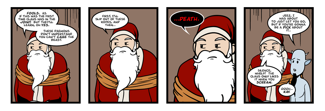 A Kidnapped Santa Claus (4 of 4)