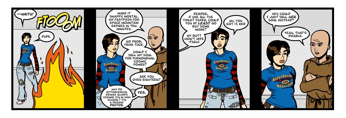 Doctor Faustus (10 of 19)  Comic Strip
