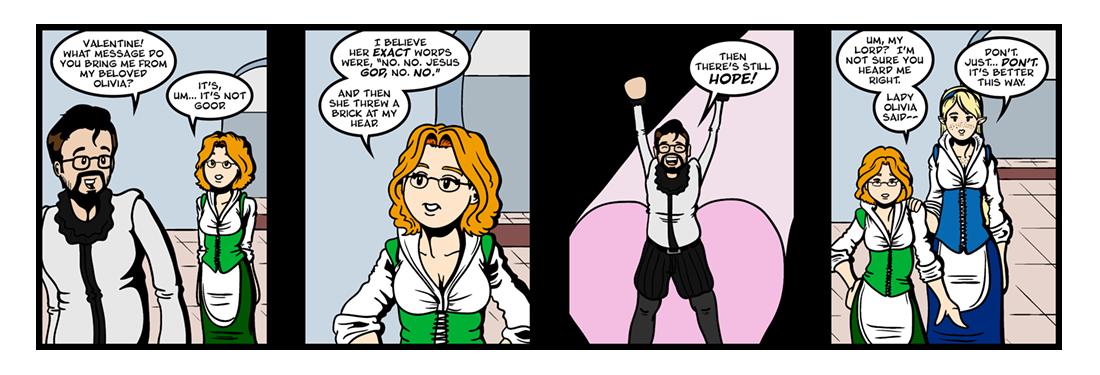 Twelfth Night (2 of 37)  Comic Strip