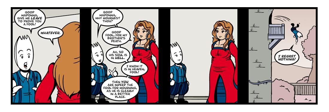 Twelfth Night (14 of 37)  Comic Strip