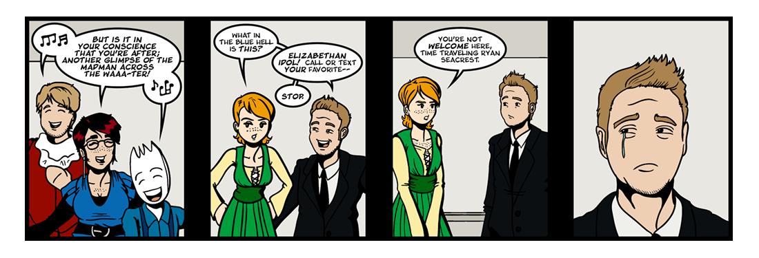 Twelfth Night (22 of 37)  Comic Strip