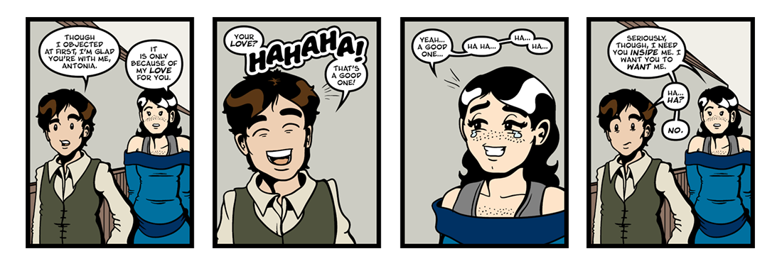 Twelfth Night (28 of 37)  Comic Strip