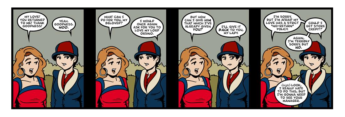 Twelfth Night (30 of 37)  Comic Strip