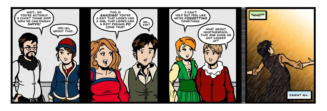 Twelfth Night (37 of 37)  Comic Strip