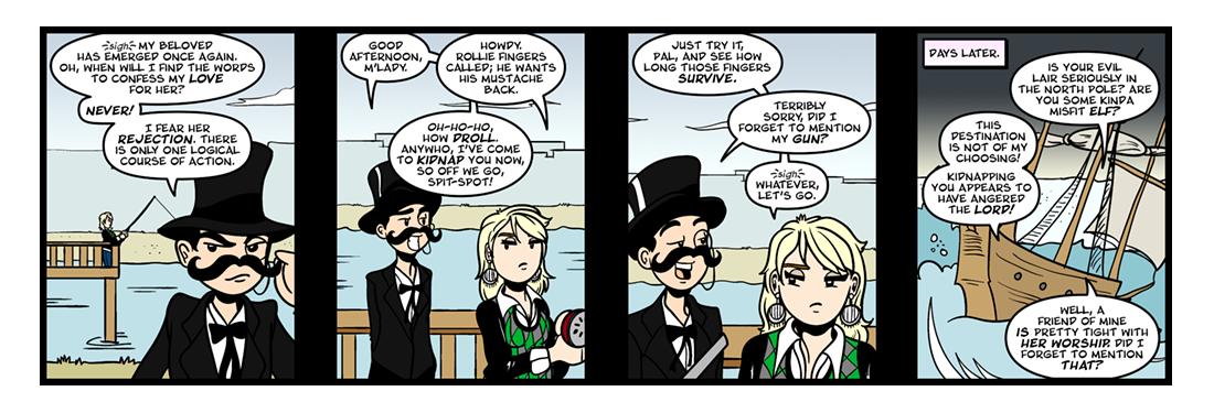 The Blazing World (1 of 13)  Comic Strip