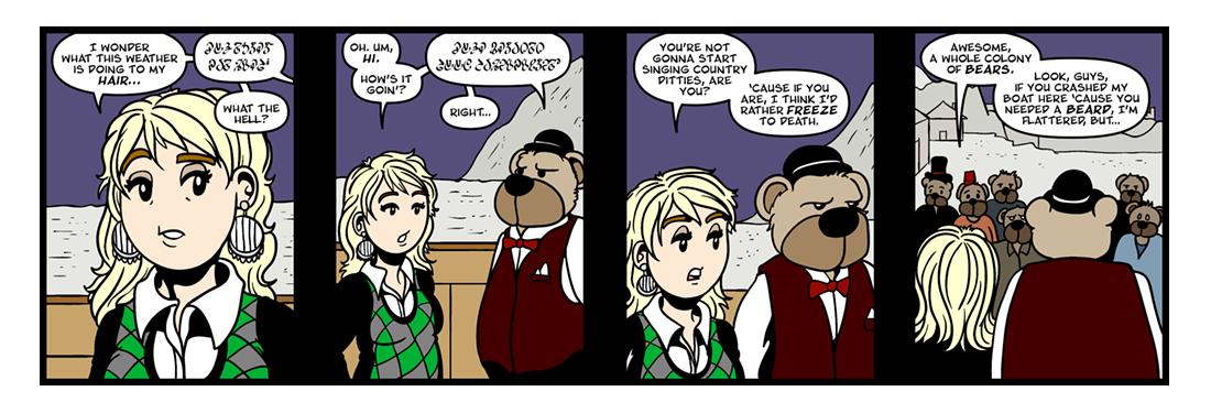 The Blazing World (3 of 13)  Comic Strip