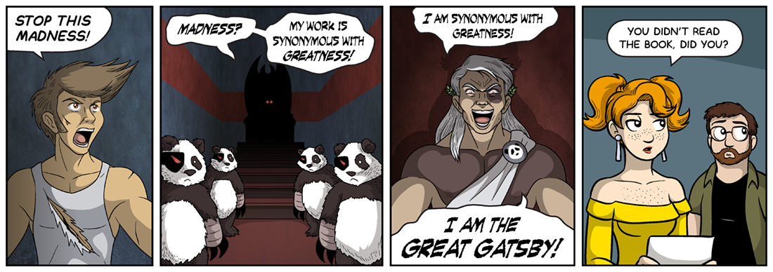 The Great Gatsby (1 of 2)