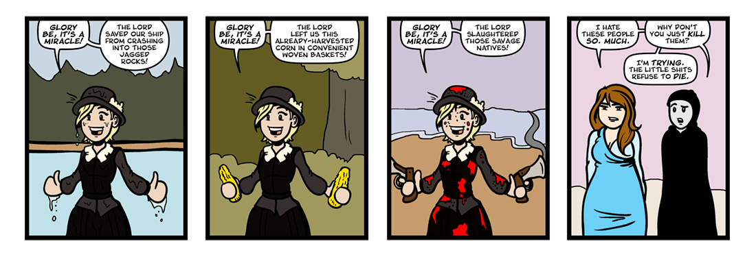 Of Plymouth Plantation, Part 4