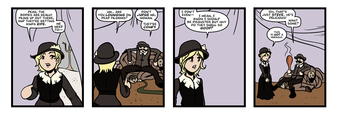 Of Plymouth Plantation, Part 5