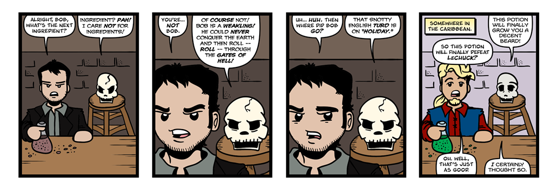 The Dresden Files