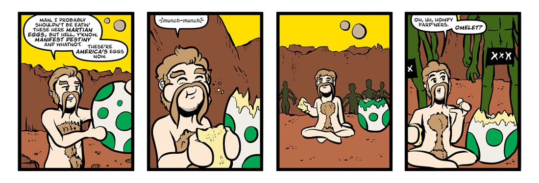 A Princess of Mars (Part 1)