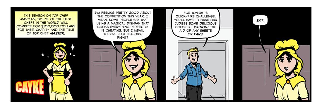The Lost Princess of Oz  Comic Strip