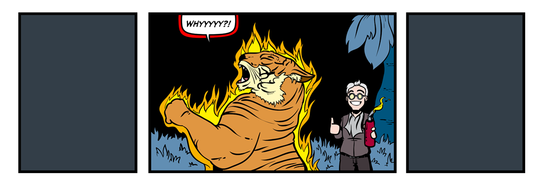 The Tyger (Part 1)