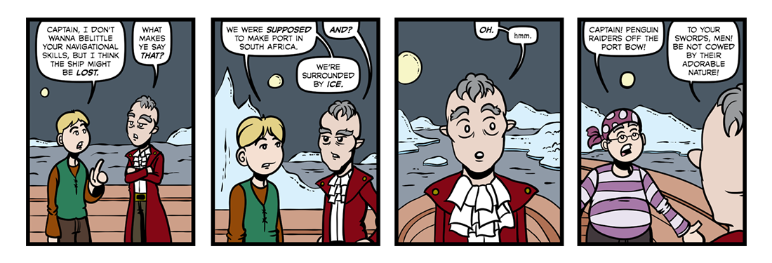 Rime of the Ancient Mariner (Part 02)  Comic Strip