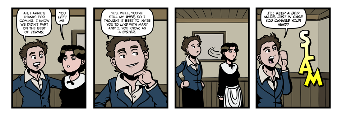 Percy Bysshe Shelley (1)  Comic Strip