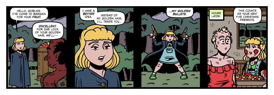 Goblin Market (5)  Comic Strip