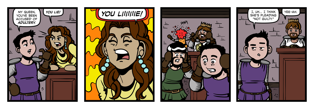 The Defense of Guenevere (2)