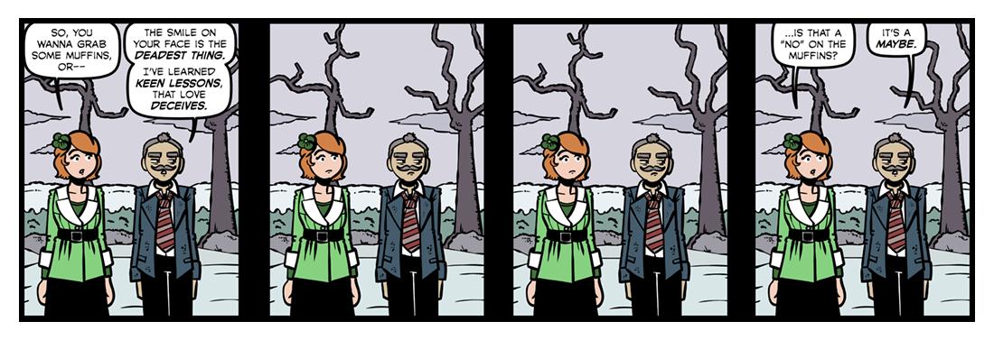 Neutral Tones  Comic Strip